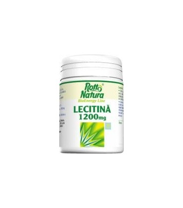 LECITINA 1200MG 90CPS