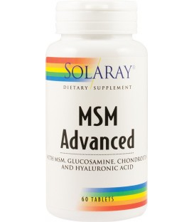 MSM Advanced, 60 comprimate