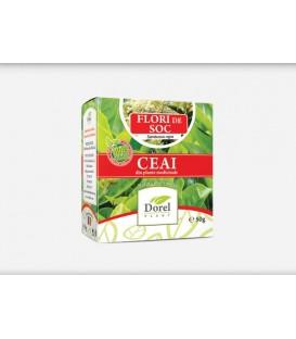 Ceai de flori de soc, 50 grame