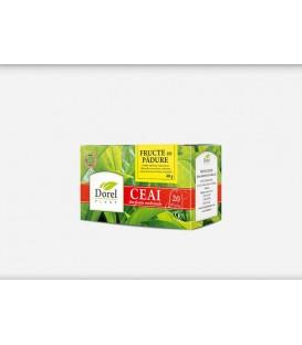 Ceai de fructe de padure, 20 doze x 2 grame