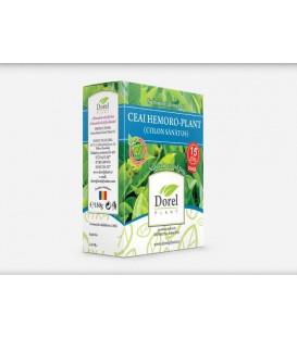 Ceai Hemoro-Plant (colon sanatos), 150 grame