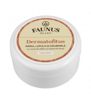 Unguent Dermatofitus, 100 ml (Marful Lupului & Galbenele)