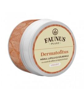 Unguent Dermatofitus, 50 ml (Marul Lupului & Galbenele)