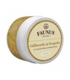 Unguent Galbenele & Propolis, 50 ml