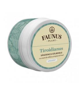 Unguent Tiroidianus, 50 ml (Sanziene & Galbenele)
