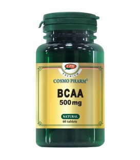BCAA 500 mg, 60 tablete