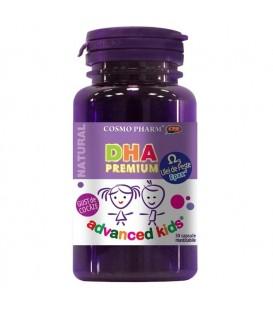 DHA Premium , 30 capsule masticabile