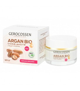 Argan Bio-Crema Antirid Riduri Vizibile, 50 ml