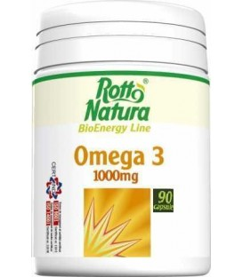 Omega 3 1000 mg + vitamina E, 90 capsule