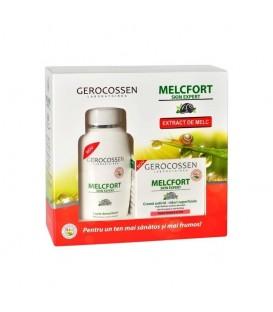 Melcfort Set cadou (Antirid Riduri superficiale+Lapte demachiant gratis)
