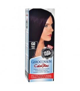 Argan Silk & Shine Color Plus Vopsea Par  nr 2 negru-violet