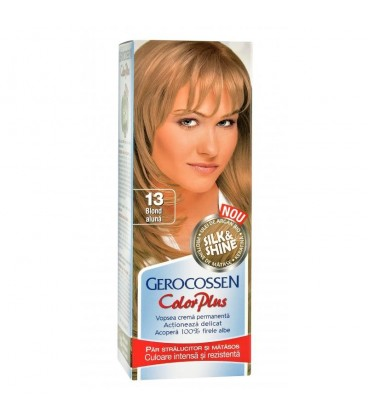 Argan Silk & Shine Color Plus Vopsea  par  nr 13 Blond aluna
