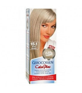 Argan Shilk & Shine Color Plus Vopsea Par  nr 15.1 Blond  Cenusiu