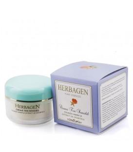 Crema cu colagen marin  si extract de galbenele, 100 ml