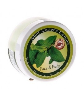 Crema de fata si corp Mint Leaves, 150 ml