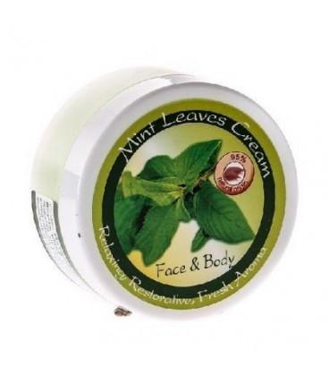 Crema de fata si corp Mint Leaves, 150 ml