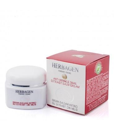Crema balsam antirid cu extract de melc (Bio), 50 ml