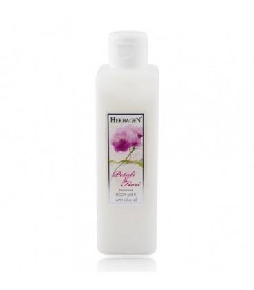 Lapte de corp Petale & flori, 200 ml