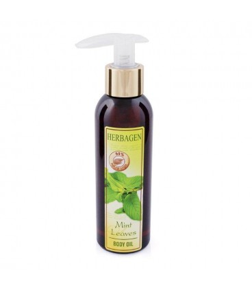 Ulei de masaj Mint leaves, 150 ml