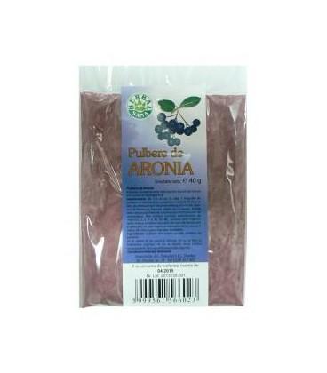 Pulbere de aronia, 40 grame