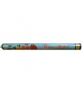 Betisoare parfumate - Trei Trandafiri, 25 grame