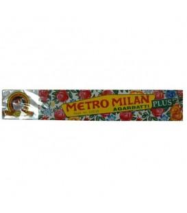 Betisoare parfumate  Metro Milan Plus, 18 buc