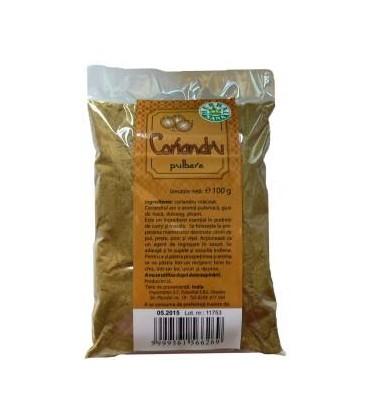 Coriandru pulbere, 100 grame