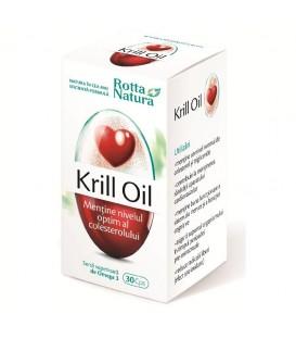Krill Oil, 30 capsule