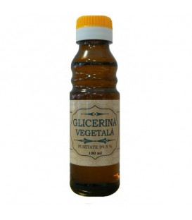 Glicerina vegetala puritate 99,5%, 100 ml