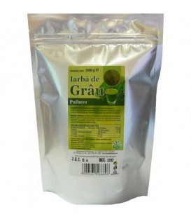 Iarba de grau pulbere, 200 grame