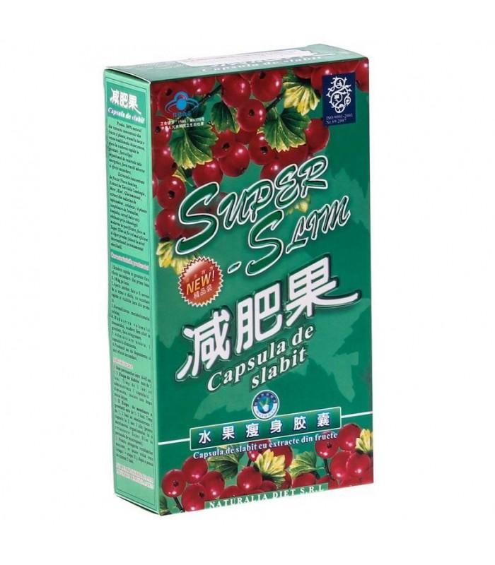 Capsula de slabit - Super Slim