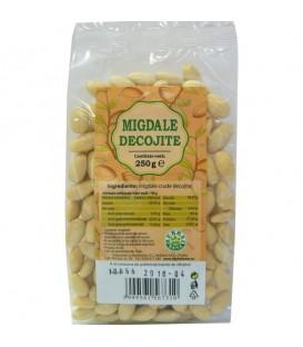 Migdale crude, 250 grame