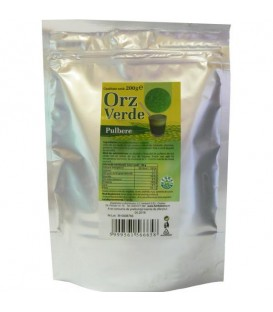 Orz verde pulbere, 200 grame