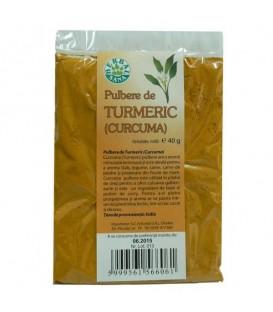 Pulbere de Turmeric (curcuma), 40 grame
