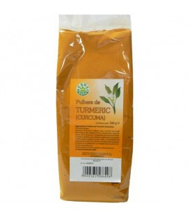 Pulbere de Turmeric (Curcuma), 500 grame