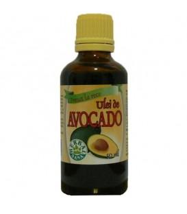 Ulei avocado presat la rece, 50 ml