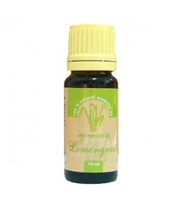 Ulei esential de lemongrass, 10 ml