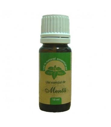Ulei esential de menta, 10 ml (Mentha  Piperita)