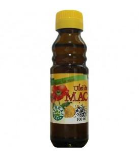 Ulei de mac presat la rece, 100 ml