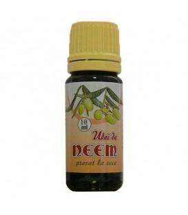 Ulei de neem presat la rece, 10 ml