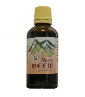 Ulei de neem presat la rece, 50 ml