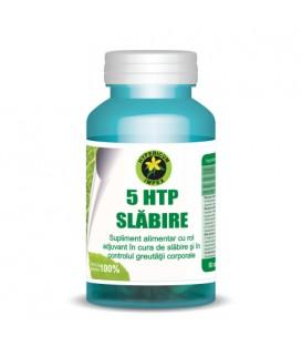 5-HTP Slabire 340 mg, 60 capsule