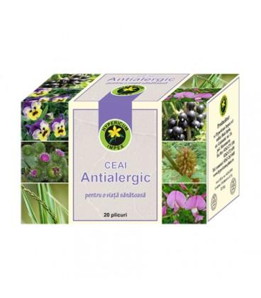 Ceai antialergic, 20 plicuri