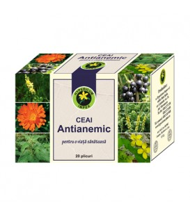 Ceai Antianemic, 20 doze