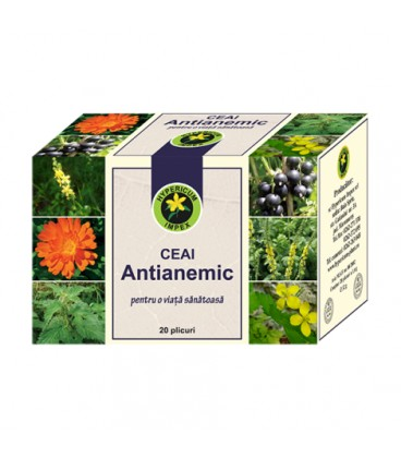 Ceai antianemic, 30 grame