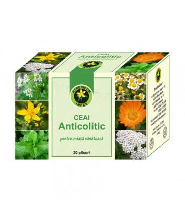Ceai anticolitic, 20 doze