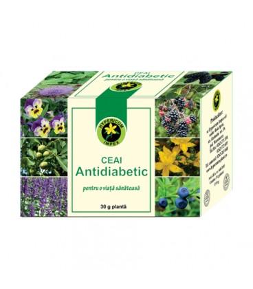 Ceai antidiabetic, 30 grame
