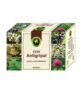 Ceai antigripal, 20 doze