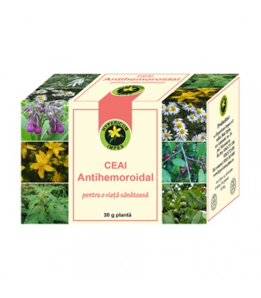 Ceai antihemoroidal, 30 grame