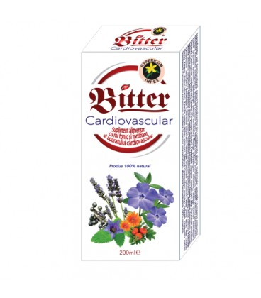 Bitter Cardiovascular, 200 ml